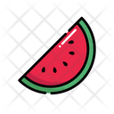 Watermelon Icon Fruit Food And Drink Icon