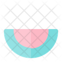 Watermelon Summer Beach Icon