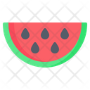 Watermelon Melon Slice Icon