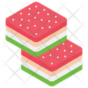 Watermelon Candy Sweet Food Snack Icon