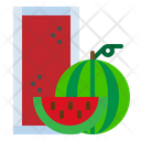 Watermelon Juice Icon