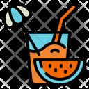 Watermelon Juice Watermelon Juice Icon