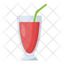 Watermelon Juice Fruit Icon