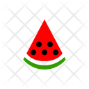 Food Watermelon Fruit Icon