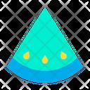Watermelon Piece Icon