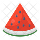 Watermelon Piece Icon