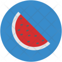 Watermelon Slice Icon