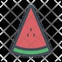 Watermelon Fruit Fruits Icon