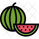 Watermelon Vegetables Fruit Icon