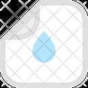 Waterproof Blanket Doily Icon