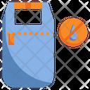 Waterproof Bag Dry Bag Water Resistant Icon