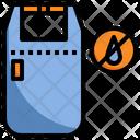 Waterproof Bag Icon