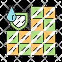 Waterproof Bathroom Tile Icon