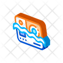 Camera Waterproof Element Icon