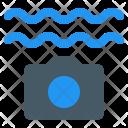 Waterproof Camera Icon
