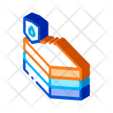 Absorbent Absorbing Boots Icon
