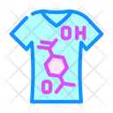Waterproof Fabric T Shirt Icon