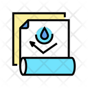 Waterproof Layer Color Icon