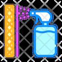 Waterproof Layer Sprayer Icon