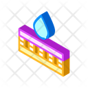 Waterproof Layer Water Icon