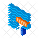 Material Paint Wall Icon