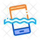 Waterproof Phone Icon