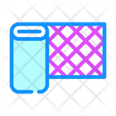 Layer Waterproof Color Icon