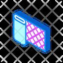 Layer Waterproof Isometric Icon
