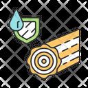 Waterproof Wood Icon