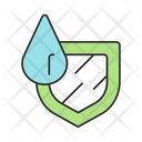 Waterproofing Sign Icon