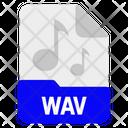 Wav file Icon