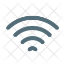 Wave Echo Signal Icon