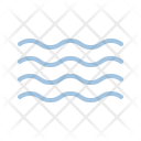 Water Wave Weather Icon