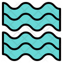 Wave Water Catastrophe Icon