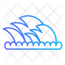 Wave Sea Water Icon