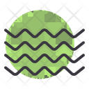 Wave Water Tide Icon