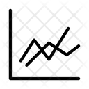 Wave Graph Icon