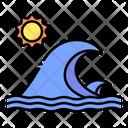Water Sea Summer Icon