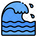 Wave Waves Beach Icon