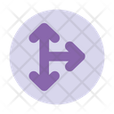 Arrow Sign Direction Icon