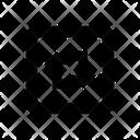Way Arrow Icon