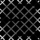 Data Arrows Ui Icon