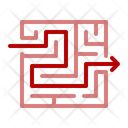 Way out challenge Icon