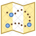Waypoint map Icon