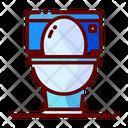 Wc Wash Room Bathroom Icon