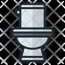 Toilet Bathroom Wc Icon