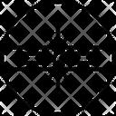 Weak Chain Link Icon