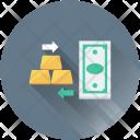 Wealth Cash Money Icon