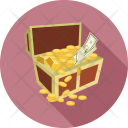 Wealth Coin Coins Icon