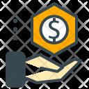 Wealth Finance Cash Icon